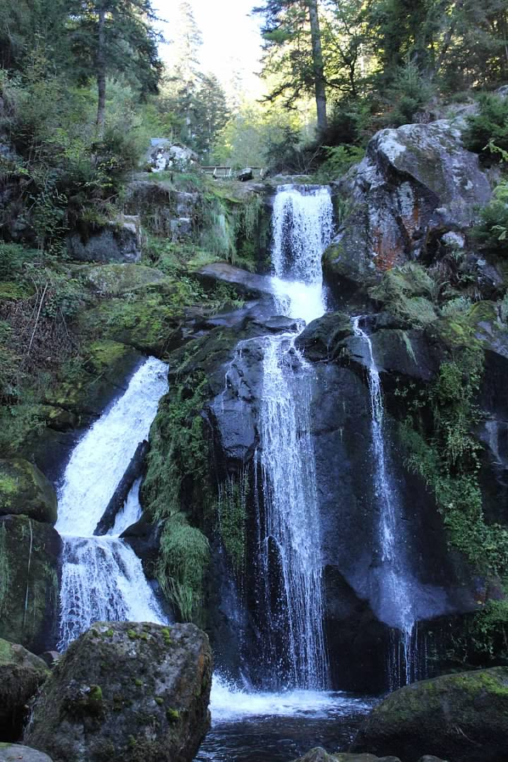 triberg falls