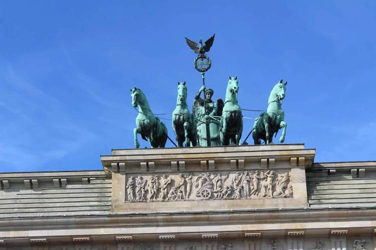 Brandenburg Gate 3