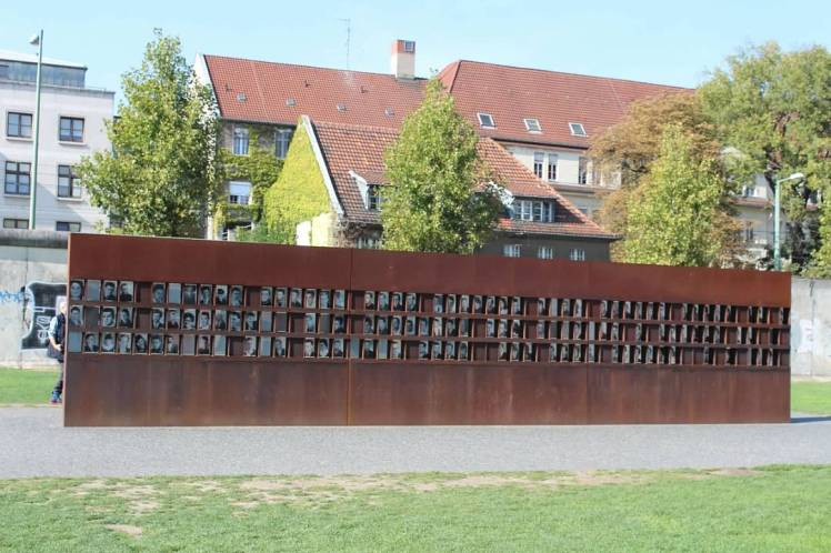 victims of the Berlin wall